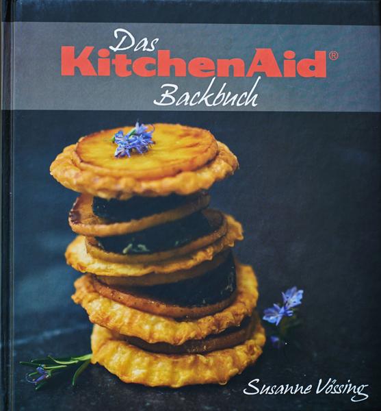kitchenaid backbuch für die küchenmaschine von s. vössing 68 rezepte